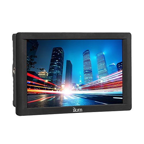 IKAN DH7 17,8 cm (7 Zoll) 4K Signal Support 1920 x 1200 HDMI On-Camera Field Monitor
