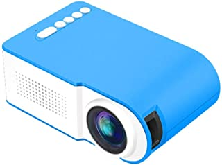 Portable Mini Projector,Home Cinema Projector,1080p Supports 60-Inch Display Home Theater Projectors