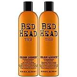 Tigi Bed Head Colour Goddess Duo Kit de Shampooing + Conditionneur 1,5 L