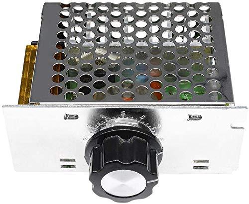 ATEC – Variador de tensión alternada, ideal para taladros eléctricos, ventiladores y...