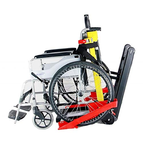 MS3C-300WC, Battery Operated Climbing Trolley for Wheelchairs