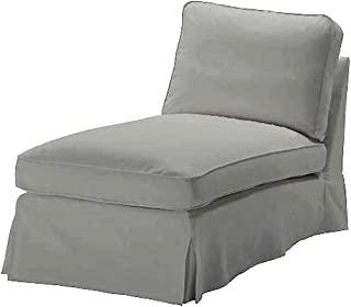 Wondrous Best Ektorp Chaise Cover Of 2019 Top Rated Reviewed Ibusinesslaw Wood Chair Design Ideas Ibusinesslaworg
