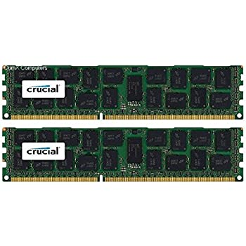 16GB DDR3 Memory Upgrade for Supermicro X9DRT-IBQF Motherboard PC3-12800 ECC Registered DIMM 240 pin 1600MHz RAM PARTS-QUICK Brand