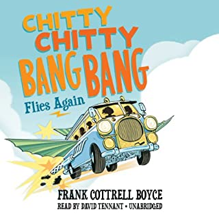 Chitty Chitty Bang Bang Flies Again audiobook cover art