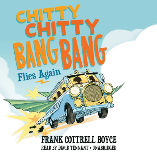 Chitty Chitty Bang Bang Flies Again cover art