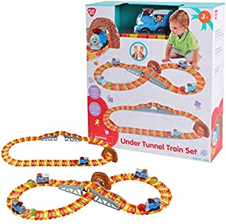 Play Go Under Tunnel Train Set