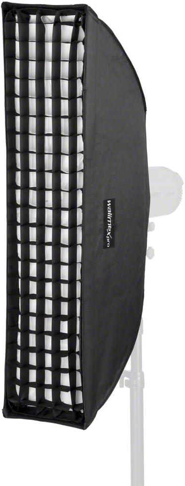 Walimex Pro Striplight Plus Für Hensel Eh Softbox 25x90 Cm
