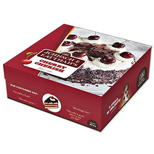 Fake Kuchen-Geschenkverpackung