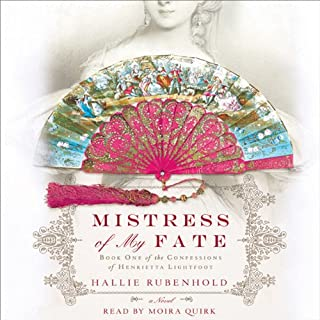 Mistress of My Fate audiobook cover art
