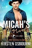 Micah's Marvel (Cowboys of Cauldron Valley Book 7)...