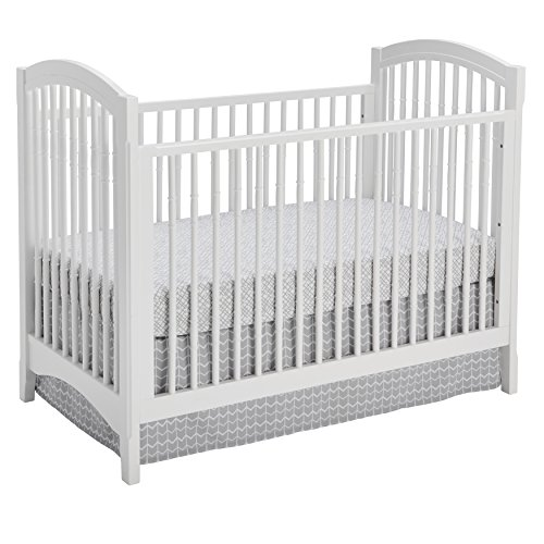 Check Out This Sealy Batavia 3-in-1 Convertible Crib, White