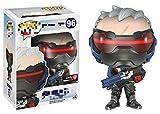 ZXZX Funko Pop Overwatch Soldier Widowmaker Widow Tracer Winston Farah Figura Pop Soldier 96 # Figur...