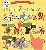 Mon premier livre de concentration: Cherche et trouve - Dès 2 ans