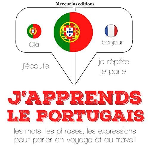 Couverture de J'apprends le portugais