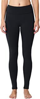 BALEAF Women's Leggings Yoga Pants Inner Pocket