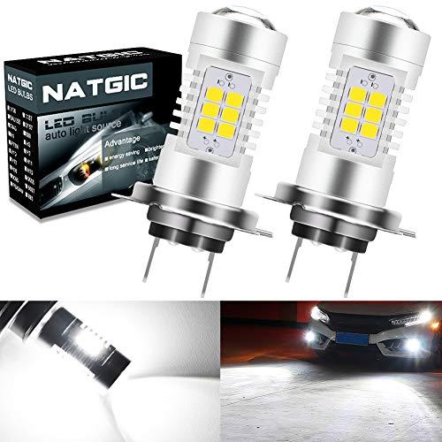 Citroen Berlingo 55w Super White Xenon High//Low//LED Side Light Headlamp Bulbs