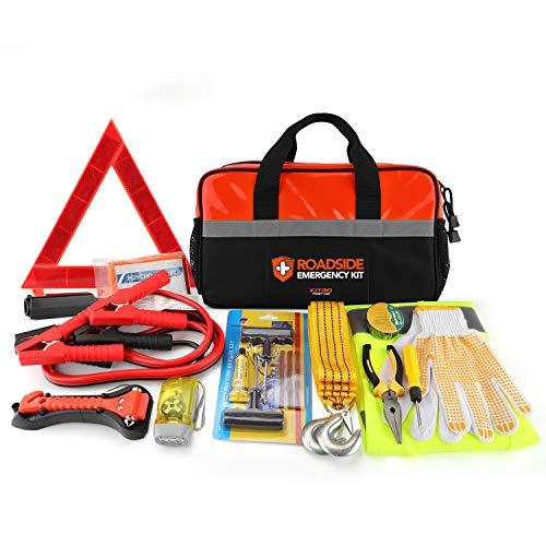 Kitgo Car Emergency Kit Gifts for Men Dad Husband