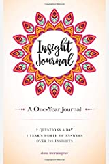 One-Year Insight Journal Paperback