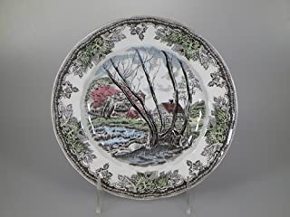 Johnson Bros. Friendly Village Salad Plate by Johnson Brothers