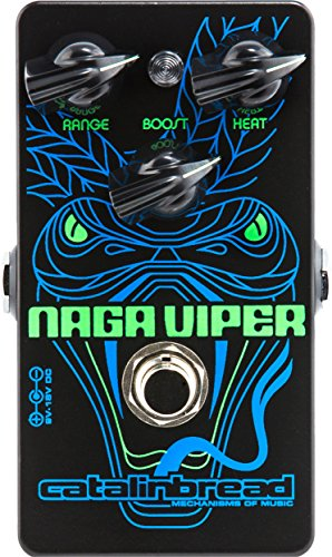 Catalinbread Naga Viper Modern Treble Booster...
