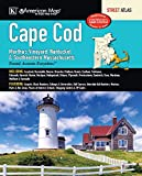 Cape Cod, Martha s Vineyard, Nantucket & SE Massachusetts Street Atlas