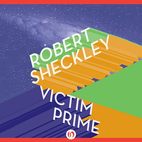 Victim Prime audiobook cover art