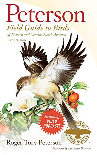 Peterson Field Guide to Birds