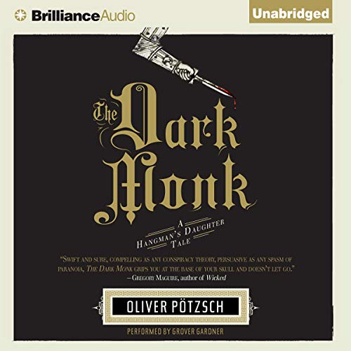 The Dark Monk cover art