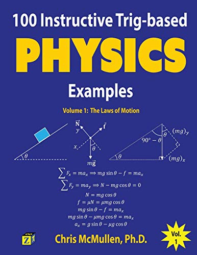 100 Instructive Trig-based Physics Examples: The Laws of Motion (Trig-based...