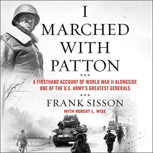 I Marched with Patton cover art