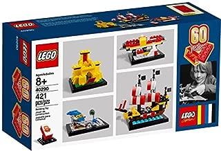 60 years of lego