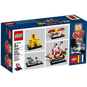 © 2018 The LEGO Group / Amazon.co.jp - レゴ  60周年記念セット 40290