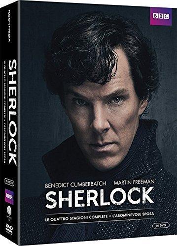 Sherlock Definitive Edition (Stagione 1-4 + L'Abominevole Sposa) DVD