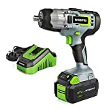 """Best Impact Wrenches - WORKPRO 20V Cordless Impact Wrench, 1/2"""" Chuck, 300NM Review"""
