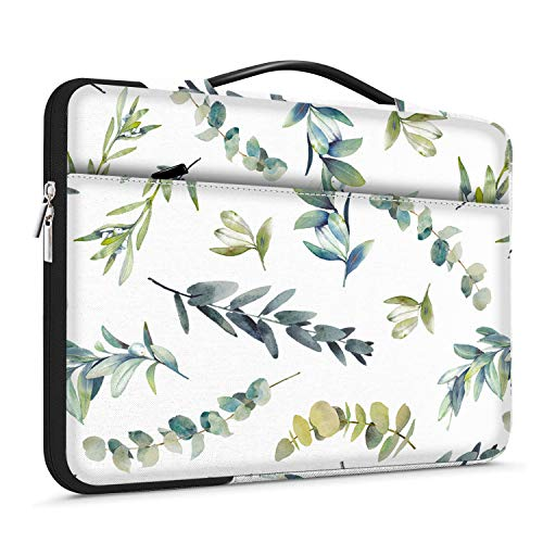 Laptop Sleeve Bag 15.6 Inch, Water Repellent Neoprene Light Weight Computer Skin Bag, Notebook Carrying Case Cover Bags for 15.6 Inch MacBook Pro, MacBook Air