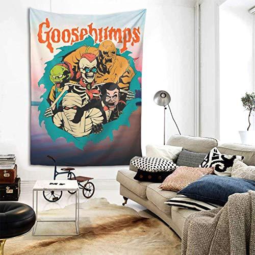 wenhe Tapiz decorativo de Goose-Bumps, para dormitorio, dormitorio o universidad, para tapices