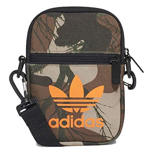 adidas Trefoil Festival Mini Bag - Bolso bandolera, color Multicolor, talla Einheitsgröße