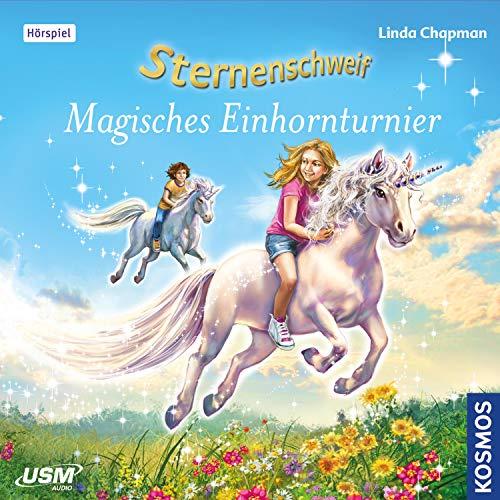 Magisches Einhorntunier cover art