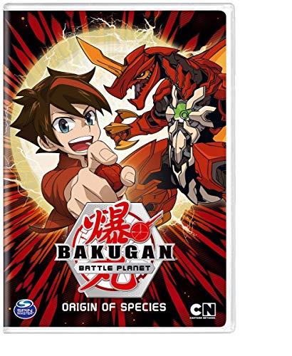 Cartoon Network: Bakugan: Battle Planet - Origin of Species