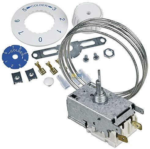 K60 - Termostato de temperatura para refrigeración/refrigeración/congelador