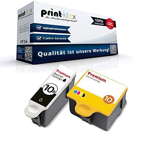 kompatible Tintenpatronen für Kodak 10BK 10C ESP 3 ESP 5 ESP 7 ESP 9 ESP 3250 ESP 5210 ESP 5220 ESP 5230 ESP 5250 ESP 6150 ESP 7250 ESP 9250 Easyshare