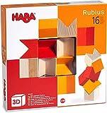 3D-Legespiel Rubius: kreativ/unterschiedliche Farben