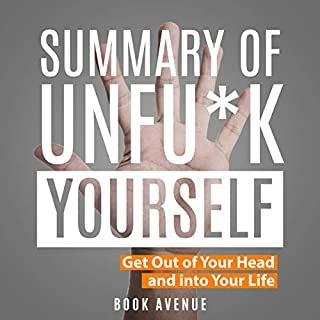 Summary of Unfu*k Yourself cover art