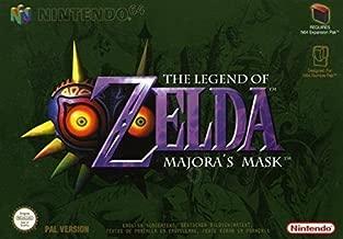 The Legend of Zelda: Majora's Mask - Nintendo 64 (Renewed)