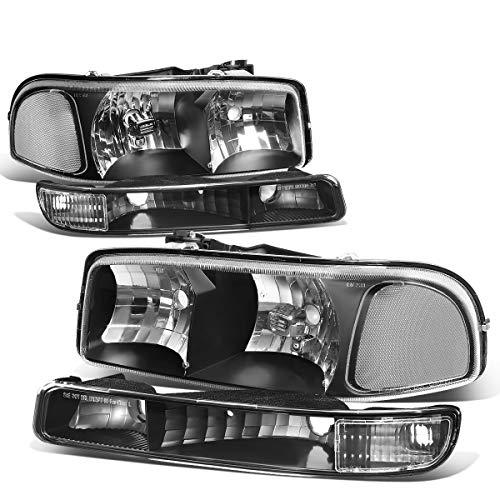 05 sierra clear headlights - 1