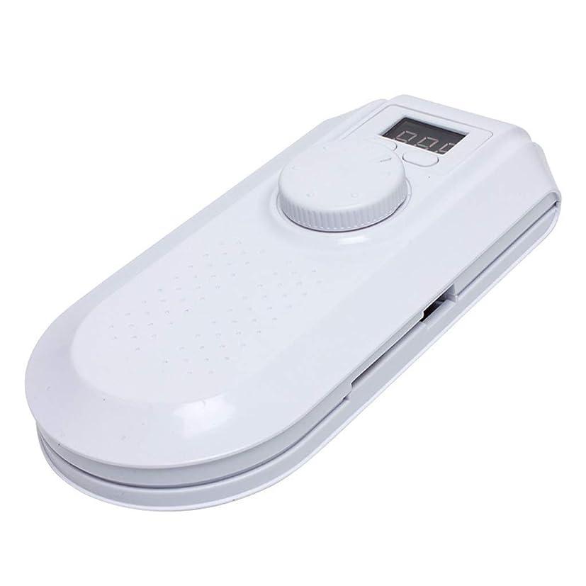 ライラックズボンハング電気爪研磨機爪ファイルゲルマニキュア、マニキュアペディキュア形状デザイン