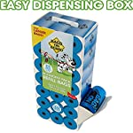 Bags On Board Dog Poop Bags | Strong, Leak Proof Dog Waste Bags | 9 x14 Inches, 315 Blue Bags 13