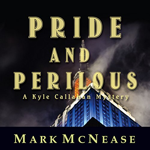 Pride and Perilous audiobook cover art