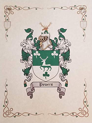 Mr Sweets Weigel Coat of Arms, Family Crest 8.5x11 Print - Surname Origin: German Germany