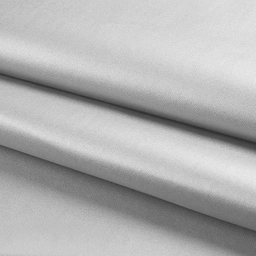RSH Imitation Cuir Tissu Simili Cuir De Imperméable Ignifuge Canapé Housses De Sièges De Voiture Rembourrage Similicuir Similicuir Tissu Vinyle Vendu Au Mètre par 1m X 1m38 (Color : 1#, Size : 2m)
